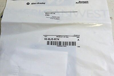 New Allen Bradley 60-Bjs-R7K Replacement Bracket