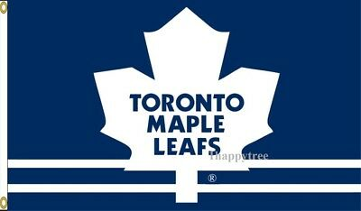 NHL Toronto Maple Leafs Flag Banner 001 New 3x5FT Polyester Free Shipping