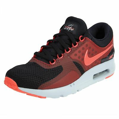 sports shoes d9fde 7faa3 Nike Mens Air Max Zero Essential Shoes Sneakers 876070 007 New Sz 10 10.5