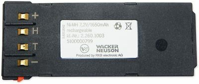 Wacker Controller Battery fits Roller RT56-SC, RT82-SC, RT560, RT820 5100000799