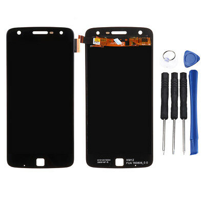 LCD Display+Touch Screen Digitizer Assembly Replacement With Tools For Motorola