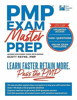 PMP Exam Master Prep: Learn Faster, Retain More, Pass the PMP Exam (PDF - EPUB)