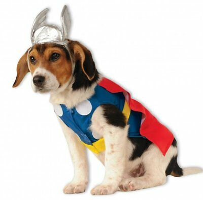 Thor Dog Pet Costume, Small