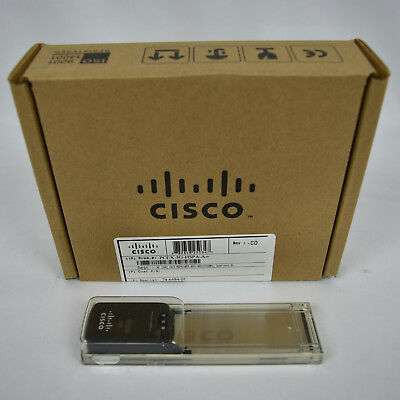 Cisco PCEX-3G-HSPA-A Wireless Cellular Radio Modem 3G Express Card For 880G NEW