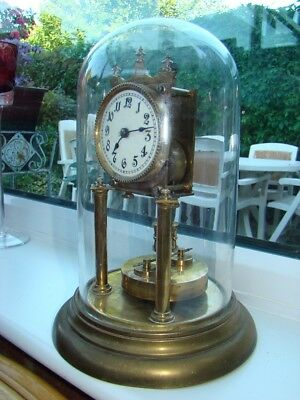 400 day anniversary clock for renovation working but needs a clean Kienzle c1908