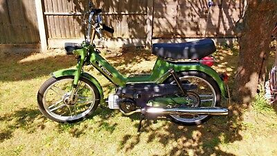 1981 Puch Maxi Moped 50cc
