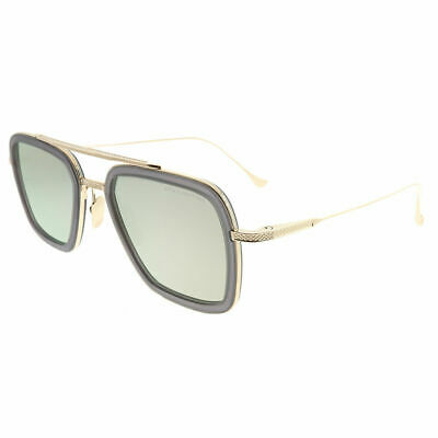 08faafb1433 DITA FLIGHT.006 7806 C-GRY-GLD Grey 12K Gold Sunglasses Milky Gold ...