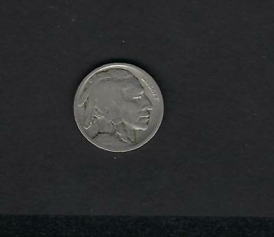 US 1920-D Buffalo Nickel Coin in VG Very Good Condition