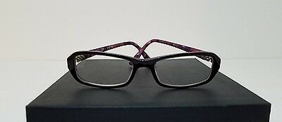 b39e421f604 Womens Designer Vogue VO 2709-B 1887 52 16 135 Purple Eyeglass Frames Only
