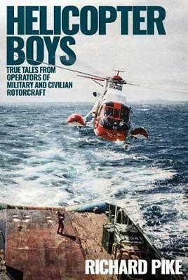 NEW Helicopter Boys By Richard Pike Hardcover Free Shipping