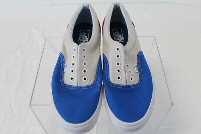 e40ba0b8a639 VANS ERA 1966 Red White Blue -  18.50