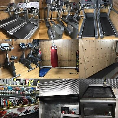 Commercial Gym Business For Sale London Walthamstow Well Established Gymnasium