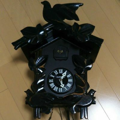 Antique cuckoo clock vintage Made in Japan retro popular rare beautiful EMS F/S!