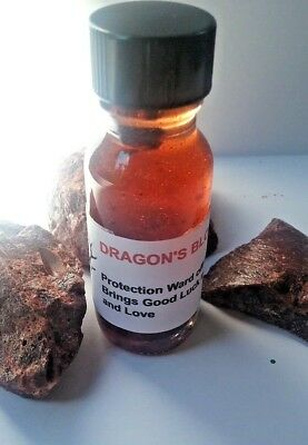 Money Oil Protection Oil Dragons Blood Oil DECEMBER $5.50 Attraction Wicca Oils