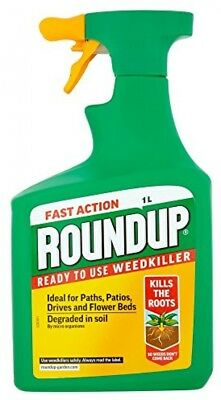 Weedkiller Spray (Ready to Use), 1 L-17847