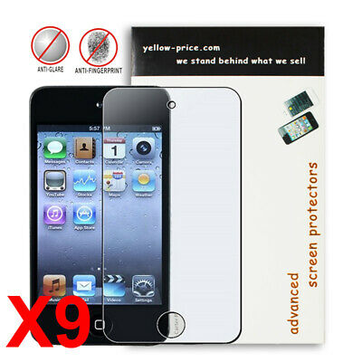 3x iPod Touch 4th Anti-glare / Matte Screen Protector - Japanese Material