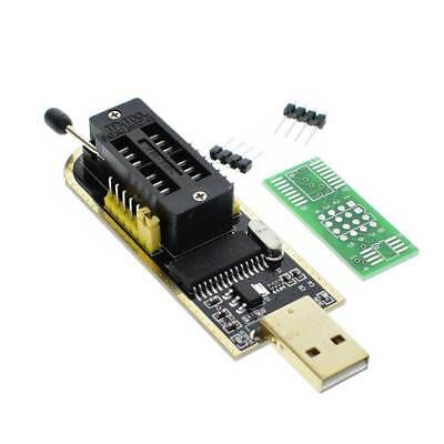CH341A 25 Series EEPROM Flash BIOS USB Programmer with Software and Drive Prof