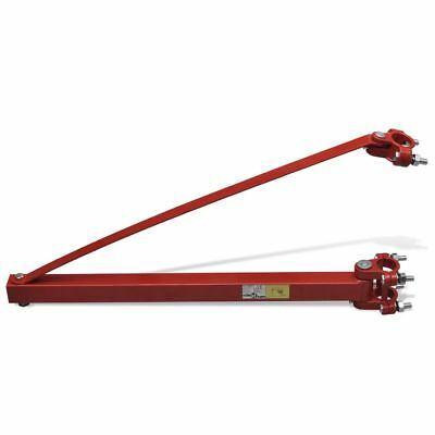 1300Lbs Steel Lift Hoist Frame 180°Swivel