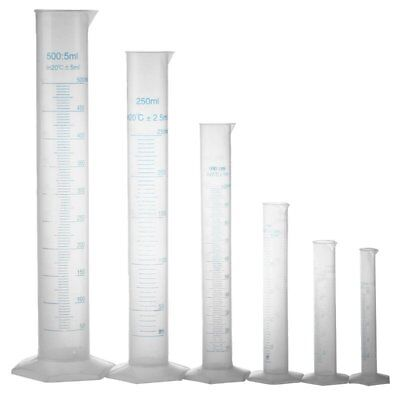 10 25 50 100 250 500ml graduated cylinder to measure students Laboratory DI Y5X9