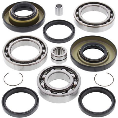 Rear Diff Differential Bearings Fit Honda TRX250 Recon 2000 2001 S0H