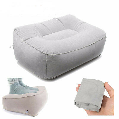 2019 Home Inflatable Foot Rest Pillow Cushion Air Office Leg Up Relax Soft