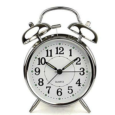 Alarm Clock Loud Affordable High Quality Top Durable Stainless Metal  Battery