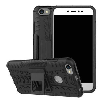 Armour Shockproof Holder Double Rugged Silicone+PC Protective Phone Case