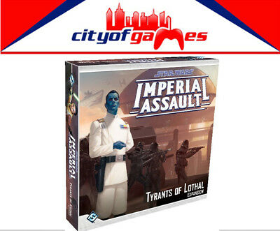 Star Wars Imperial Assault  Tyrants of Lothal Expansion Brand New In Stock