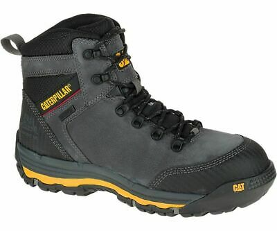 Caterpillar Munising - Water-Resistant Safety Boots - Composite Toe/Midsole S3