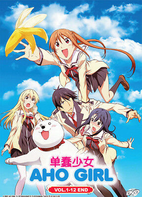 Aho Girl ~~The Complete Tv Series Eng Sub Dvd Box Set~~