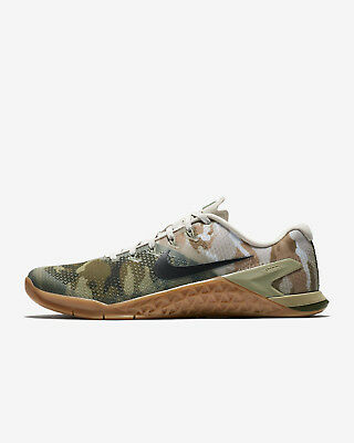0dfae17e0696 MEN S NIKE METCON 4 Camo crossfit training lifter olympic lifting ...