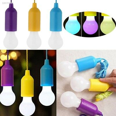 Portable LED Bulb Camping Lamp Night Light Indoor Lighting Random Color 0AE88CE