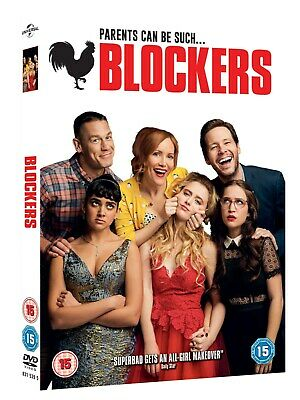 Blockers (with Digital Download) [DVD]