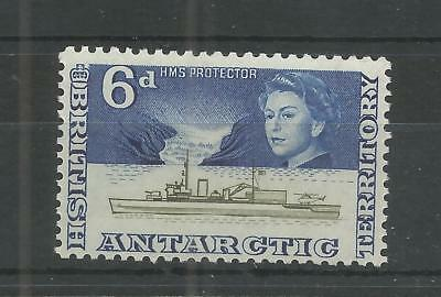 B.A.T 1963 6d OLIVE & DEEP ULTRAMARINE DEFINITIVE SG,8 M/MINT LOT 7468A
