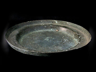 Very Old & Most Rare Ancient Bronze Dish Beautiful Cheap Price Don't Miss