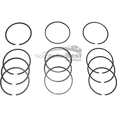 Npr Nippon Piston Ring Engine Set 84 00 Mm For Honda Cr V 97 02