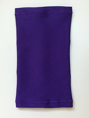 Lycra PICC Line or Freestyle Libre Cover - Purple