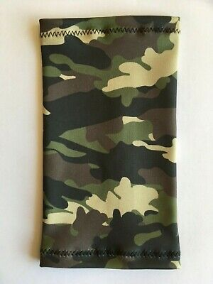 Lycra PICC Line or Freestyle Libre Cover - Camouflage