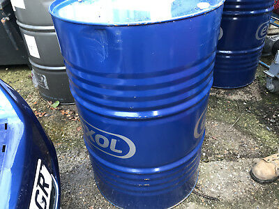 Exol Hydraulic Oil 32 205 Litres Free Postage