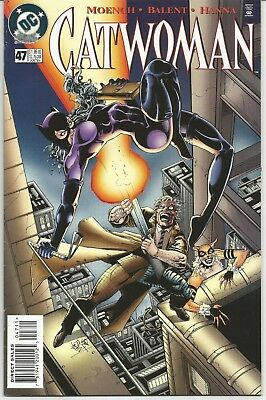 Catwoman #47 : DC Comics : July 1997