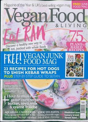 Vegan Food & Living Magazine July 2018 ~ New ~