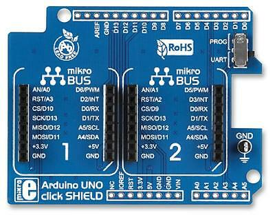 MCU/MPU/DSC/DSP/FPGA Development Kits - ARDUINO UNO SHIELD