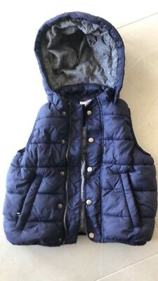 Seed hetitage Puffer Vest Size 4