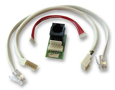MCU/MPU/DSC/DSP/FPGA Dev Kit Accessories - ADAPTOR SET 3WAY ICSP ICSP MINI RJ11