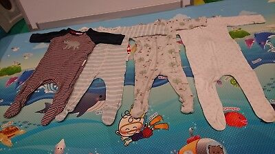 Purebaby baby sleep suit/jumper/bodysuit/legging bundle - 12 pieces