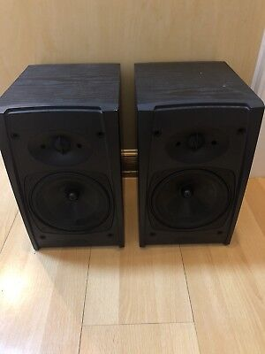 Boston Acoustics Bookshelf Stereo Speakers 2