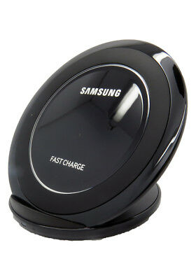 Samsung EP-NG930 Fast Charge Qi Wireless Charging Stand Pad Black