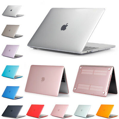 """For Macbook Air 13/11 Pro 13/15 Retina 12"""" Inch Laptop Hard Case Cover Shell"""