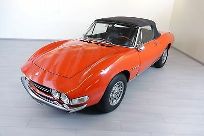 Fiat Dino Spider 2400 1972 Untouched Fully Original Very Rare 72K Outstanding!!