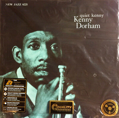 Kenny Dorham - Quiet Kenny+++ Vinyl 200g+++Analogue Productions ++NEU+OVP